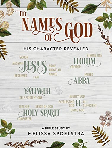 The Names of God - Women's Bible...
