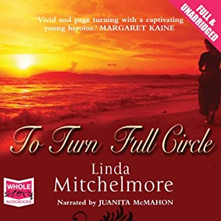 To Turn Full Circle audiobook cover art