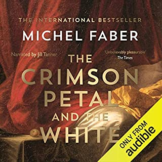 The Crimson Petal and the White audiobook cover art