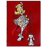 Clairefontaine 812969C Asterix - Cuaderno de piqué (48 páginas, 24 x 32 cm,...