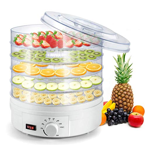 Check Out This MAQRLT Dehydrators Mini Small Mechanical Type Household Dehydrator Food Dryer Fruit D...
