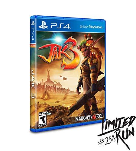 Jak 3: Playstation 4, Limited Run #258