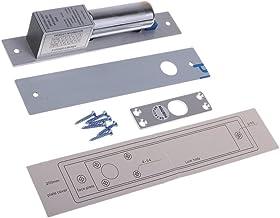 Blesiya DC12V Elektronische Boutvergrendeling Veilige voor Toegangscontrole Houten Metalen Deur 180 Graden Binnendeuren