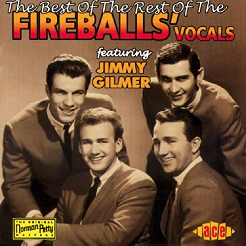 Best of the Rest of the Fireballs' Vocals