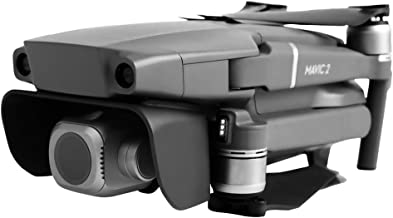 Mavic 2 Pro/Zoom Lens Hood Sun shade, Obeka Anti-Glare Sunshade Gimbal Cover Camera Guard protector Accessories Compatible with DJI Mavic 2 Pro/Zoom