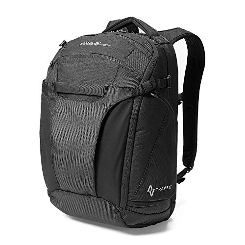 Eddie Bauer Unisex-Adult Voyager 2.0 30 Pack, Black Regular ONESZE