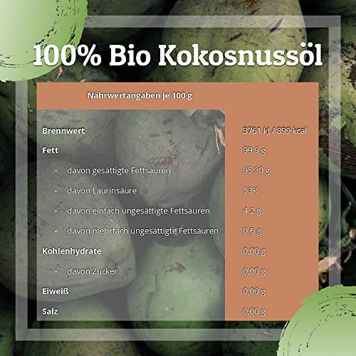 Bio Kokosöl - 6