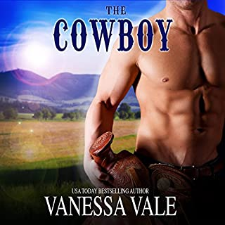 The Cowboy audiobook cover art