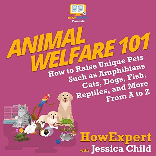Animal Welfare 101 audiobook cover art