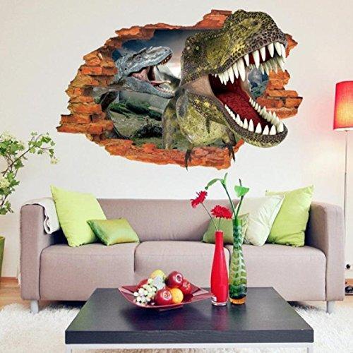 Vovotrade 3D Cartoon Stickers mural Decal Quotes Art Home Decor