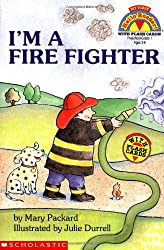 I'm a Firefighter by Mary Packard, illustrated by Julie Durrell