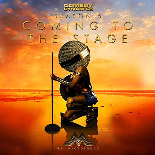 Coming to the Stage Season 5 audiobook cover art