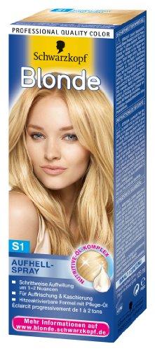 blonde S1 Aufhellspray, 3er Pack (3 x 1 Stück)