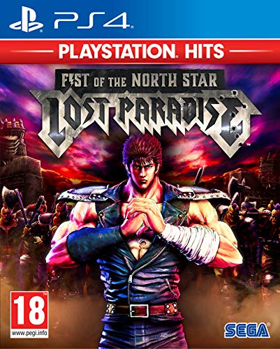 Fist of the North Star Lost Paradise PS4 Game (PlayStation Hits)