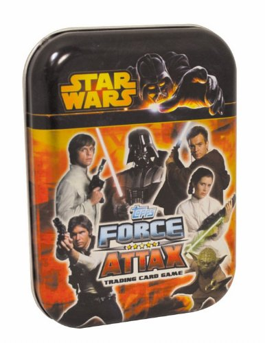 Topps TO00388 - Star Wars Force Attax - Movie 3 Mini-Tin