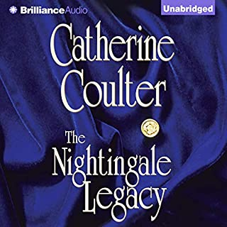 The Nightingale Legacy: Legacy, Book 2 audiobook cover art