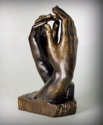 Die Kathedrale - Museumsshop (Replikat) Auguste Rodin - Le Cathédrale