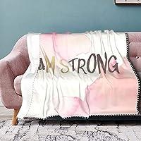 私は強いです 毛布 エアコンブランケット ソファブランケット 厚手 カバーレッグ 静電気防止 軽量 美しい あったか毛布 洗える
