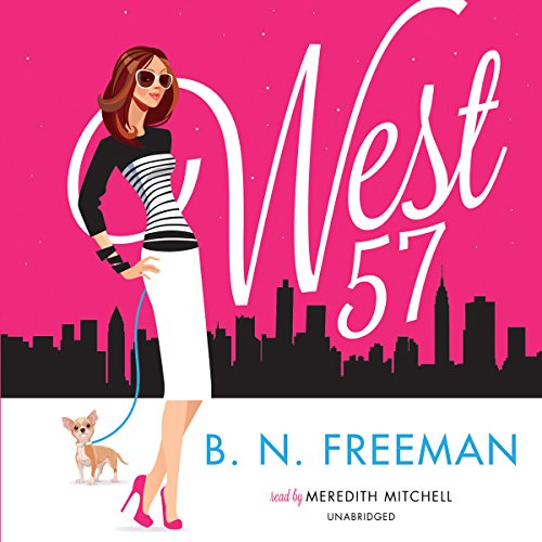 West 57 audiobook cover art