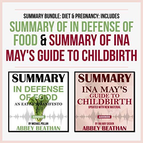 Summary Bundle: Diet & Pregnancy audiobook cover art