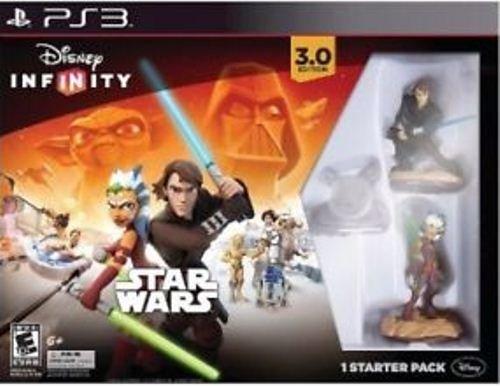 Disney Infinity 3.0: Star Wars Multi Language Starter Pack (PS3)