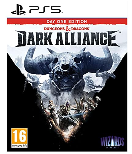 Dungeons and Dragons Dark Alliance Day One Edition PS5