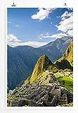 Eau Zone Home Bild - Landschaft Natur – Machu Picchu