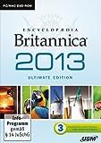Encyclopaedia Britannica 2013 Ultimate -
