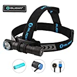 OLIGHT Bundle H2R Cree LED Headlamp, 2300 Lumens Rechargeable...