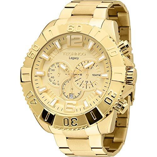 Relógio Masculino Technos Legacy Dourado OS20IB/4X