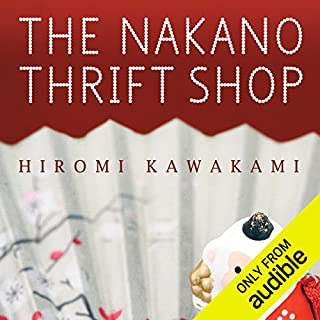 The Nakano Thrift Shop audiobook cover art