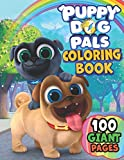 Puppy Dog Pals Coloring Book: Super Gift for Kids and Fans - Great Coloring Book with High Quality Images