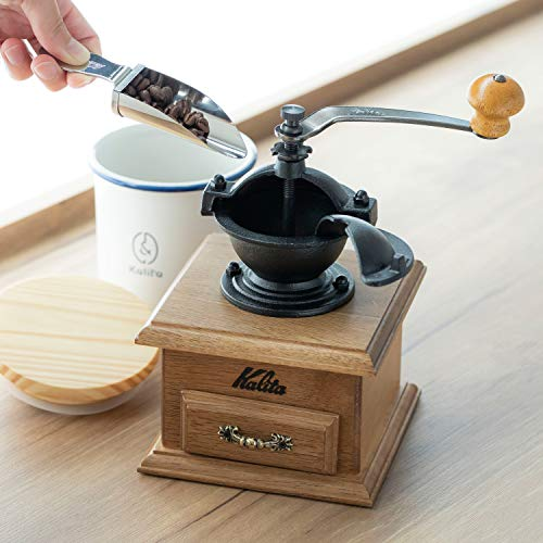Kalita(カリタ)『コーヒーミル手挽きクラシックミル』