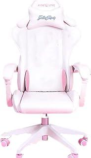 Chaise de bureau ergonomique, Nouvelle chaise de jeu de haute qualité filles mignon rose ordinateur armoire de bureau de b...