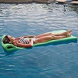 Pool Mate X-Large Foam Mattress Swimming Pool Float, Lime