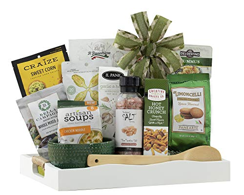 Get Well Soon Soup's On Gift Set by Wine Country Gift Baskets.