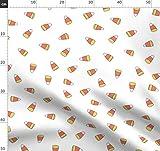 Halloween, Candy Corn, Süßigkeiten Stoffe - Individuell