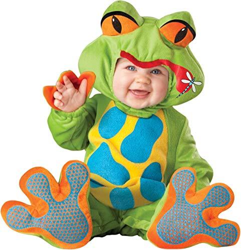 Fancy Me Deluxe Baby edbsf Shoperama Minadesign Costume da Rana Verde Verde
