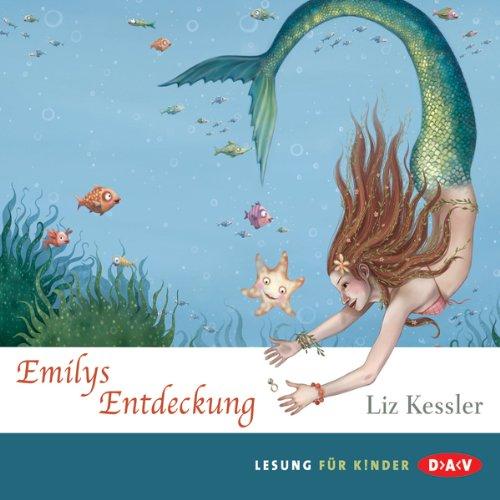 Emilys Entdeckung (Emily Windsnap 3) Titelbild