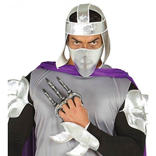 Griffe en plastique couvre gant de poing avec griffes pour cosplay