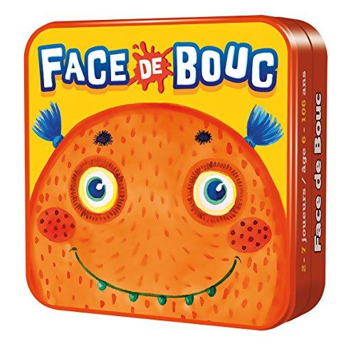 Face de Bouc - Asmodee - Jeu de société - Jeu d'ambiance - Jeu enfant
