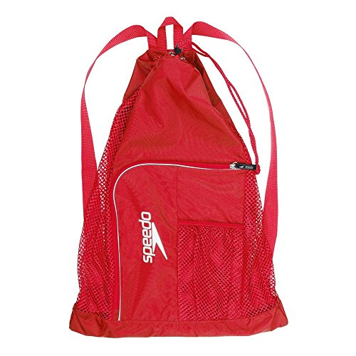 Speedo Ventilator Mesh bag - Red