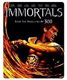 【Amazon.co.jp限定】インモータルズ -神々の戦い- スチールブック仕様3D&2D(デジタルコピー付)(完全初回生産限定) [Blu-ray] image