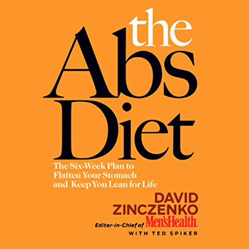 The Abs Diet audiobook cover art