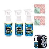 Magic Degreaser Cleaner, vielseitiges, rückstandsfreies, schnell wirkendes Reinigungsmittel, ausgestattet mit einem superplüschigen Mikrofasertuch für die Reinigung von Haushaltsentfettungsmitteln (3)