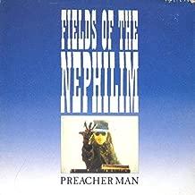 Fields Of The Nephilim - Preacher Man - Rebel Rec. - RE 0062, Rebel Rec. - SPV 50-1407