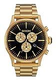 NIXON Reloj Hombre de Cuarzo con Correa en Acero Inoxidable A386-510