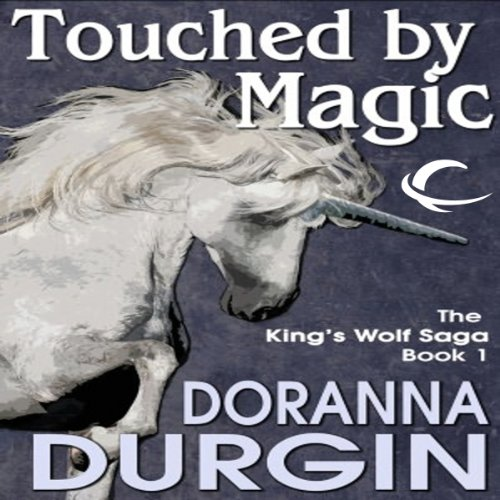 Touched by Magic cover art