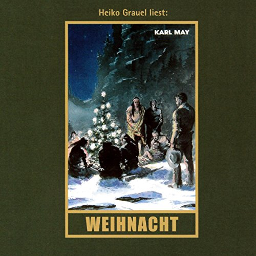 Weihnacht audiobook cover art