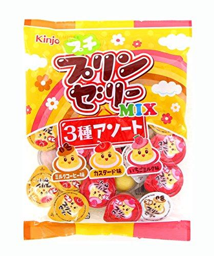金城製菓 プチプリンゼリーミックス 16g×28個×9袋